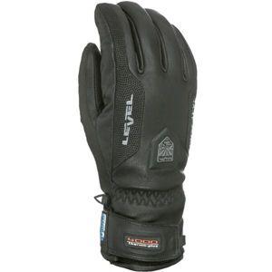 Level CAYENNE černá 9 - Pánské kožené rukavice