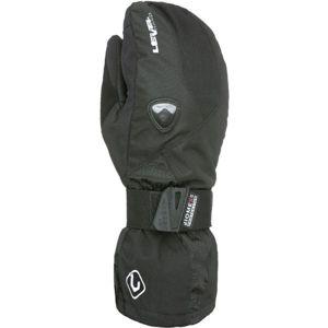 Level FLY JR MITT černá 6 - Dětské snowboardové rukavice