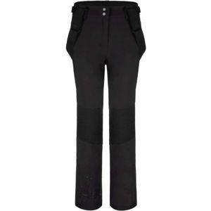 Loap LYRESKA černá S - Dámské softshellové kalhoty
