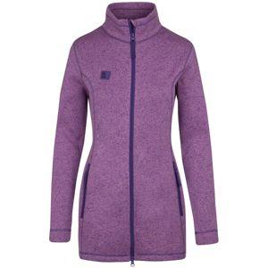 Loap GERBERA fialová XS - Dámský svetr