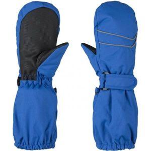 Loap RUDIK modrá 4-5 - Dětské palčáky
