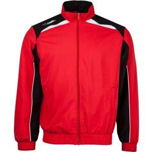 Lotto ASSIST MI JKT červená XL - Pánská sportovní bunda