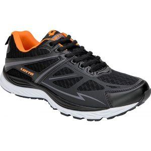 Lotto NIPPON černá 43 - Pánská běžecká obuv