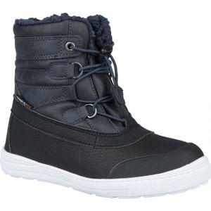 Lotto ORION tmavě modrá 29 - Dětská zimní obuv