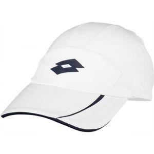 Lotto TENNIS CAP PK6PCS modrá UNI - Tenisová kšiltovka