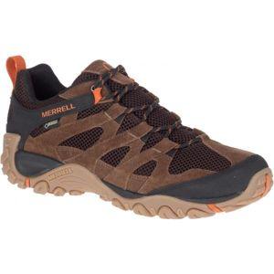 Merrell ALVERSTONE GTX hnědá 10.5 - Pánské outdoorové boty