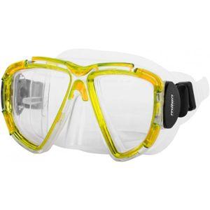 Miton CETO žlutá NS - Potápěčská maska - Miton