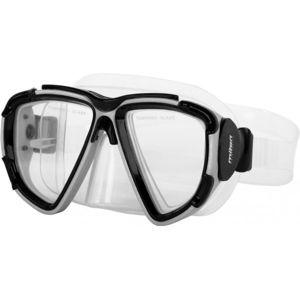 Miton CETO šedá NS - Potápěčská maska - Miton
