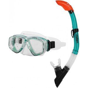 Miton PONTUS LAKE zelená NS - Juniorský potápěčský set