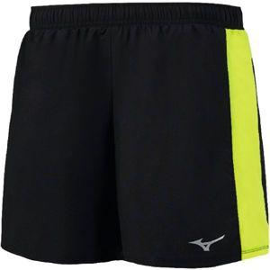 Mizuno IMPULSE CORE SQUARE 5.5 černá S - Pánské multisportovní šortky