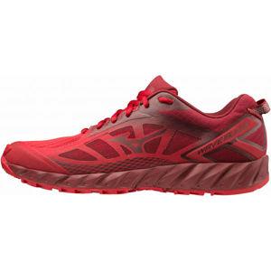Mizuno WAVE IBUKI 2 červená 9.5 - Pánská běžecká obuv