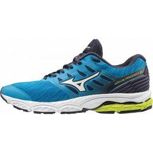 Mizuno WAVE PRODIGY 2 modrá 11.5 - Pánská běžecká obuv