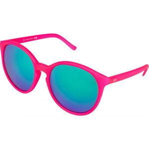 Neon LOVER růžová NS - Dámské sluneční brýle