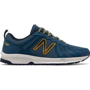 New Balance MT590RN4 modrá 11 - Pánská běžecká obuv