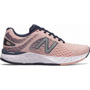 New Balance W680CT6 růžová 7.5 - Dámská běžecká obuv