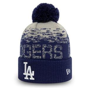New Era MLB OMBRE LOS ANGELES DODGERS  UNI - Klubová zimní čepice