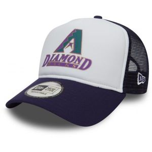 New Era 9FORTY MLB ARIZONA DIAMOND bílá UNI - Klubová truckerka