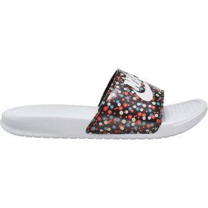 Nike BENASSI JDI PRINT W  9 - Dámské pantofle