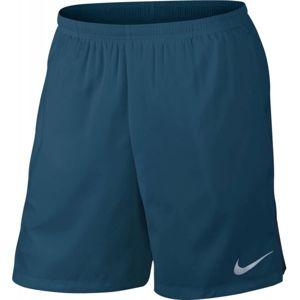Nike FLX 2IN1 modrá L - Pánskéběžecké kraťasy