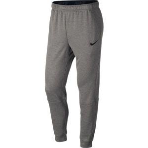Nike DRY PANT TAPER FLEECE šedá 2xl - Pánské sportovní tepláky