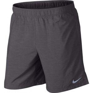 Nike CHLLGR SHORT BF šedá XL - Pánské běžecké kraťasy