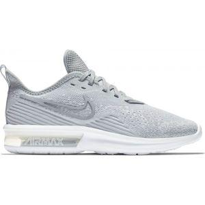 Nike AIR MAX SEQUENT 4 šedá 8.5 - Dámská volnočasová obuv