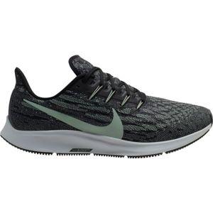 Nike AIR ZOOM PEGASUS 36 černá 10 - Pánská běžecká obuv