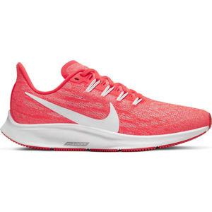 Nike AIR ZOOM PEGASUS 36 červená 8.5 - Dámská běžecká obuv