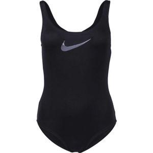 Nike CITY SERIES černá M - Dámské jednodílné plavky