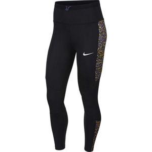 Nike ICNCLSH FAST TGHT 7_8 W černá S - Dámské legíny
