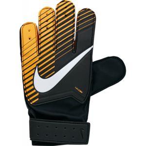 Nike GK JR MTCH černá 4 - Dětské fotbalové rukavice