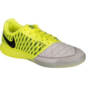 Nike LUNAR GATO II žlutá 12 - Pánské sálovky