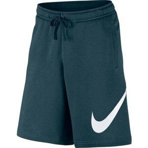 Nike NSW CLUB SHORT EXP BB modrá L - Pánské šortky