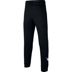 Nike THRMA PANT GFX černá M - Chlapecké sportovní tepláky