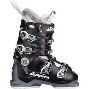 Nordica SPEEDMACHINE 85 W černá 27 - Dámské lyžařské boty