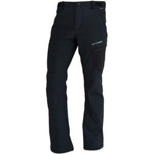 Northfinder GINEMON černá XL - Pánské softshellové kalhoty
