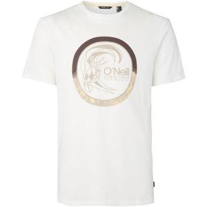O'Neill LM CIRCLE SURFER T-SHIRT bílá XS - Pánské tričko