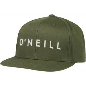 O'Neill BM YAMBAO CAP tmavě zelená NS - Pánská kšiltovka