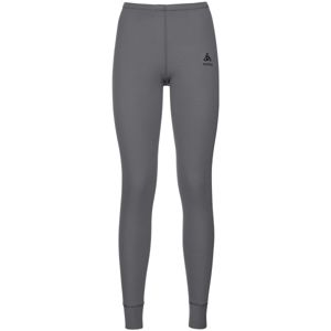 Odlo SUW WOMEN'S BOTTOM ACTIVE ORIGINALS WARM GOD JUL PRINT šedá XL - Dámské kalhoty