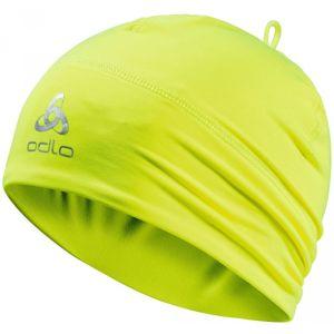 Odlo HAT POLYKNIT WARM žlutá UNI - Běžkařská čepice
