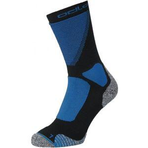 Odlo SOCKS CERAMIWARM XC modrá 36-38 - Ponožky