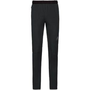 Odlo MEN'S PANTS AEOLUS ELEMENT černá L - Pánské běžecké kalhoty