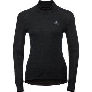 Odlo BL TOP TURTLE NECK L/S ACTIVE WARM šedá L - Pánský rolák