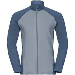 Odlo MEN'S JACKET VELOCITY ELEMENT šedá L - Pánská bunda