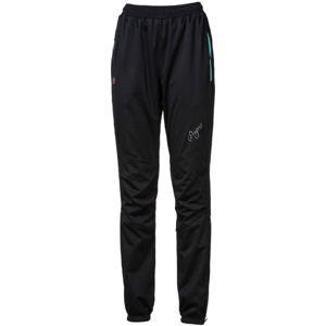 Progress STRIKE LADY  XS - Dámské běžkařské zateplené kalhoty