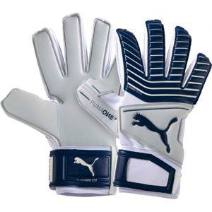 Puma ONE GRIP 17.2 AQUA bílá 9 - Fotbalové brankářské rukavice