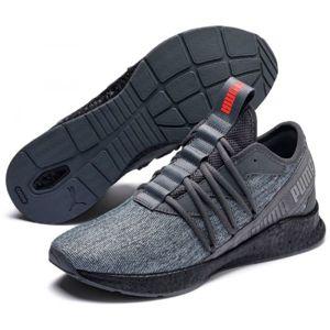 Puma NRGY STAR KNIT šedá 10 - Pánská volnočasová obuv