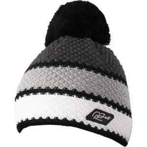 R-JET HRUBĚ PLETENÁ 3P bílá UNI - Pánská hrubě pletená čepice