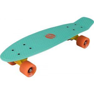 Reaper HOMIE modrá  - Plastový skateboard