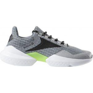 Reebok SPLIT tmavě šedá 11 - Pánská vycházková obuv